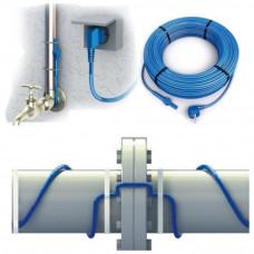 Греющий кабель со встроенным термостатом и вилкой Hemstedt FS 10